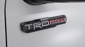 TRD Pro Badge