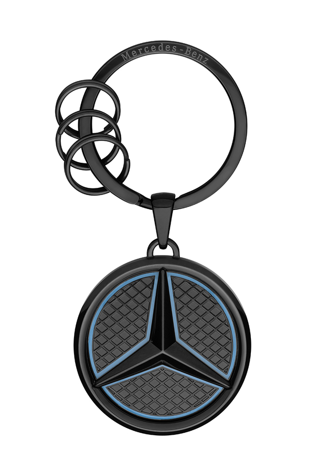 Luminous Star key ring