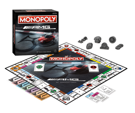 AMG Monopoly Game