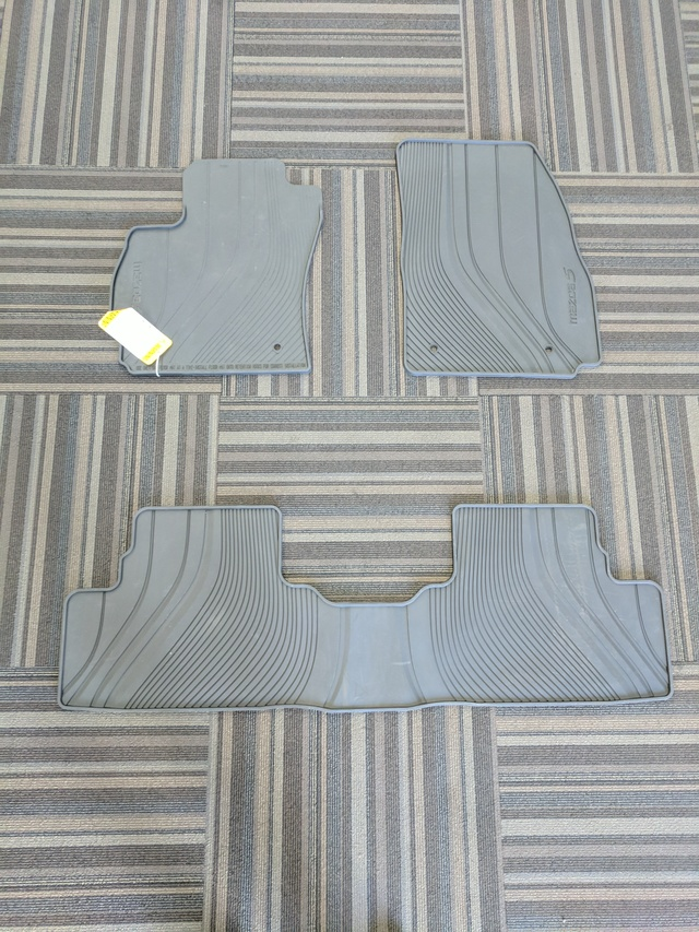 2012 & 2013 Mazda 5 All Weather Floor Mats