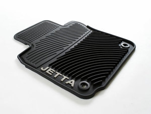 Monster Mats - Black - Volkswagen (5C7-061-550-A-041)