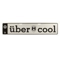 Uber Cool License Plate