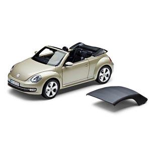 1:18 Beetle Convertible Model