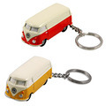 Bus Light Keychain