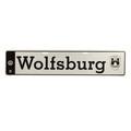 Wolfsburg Euro Plate