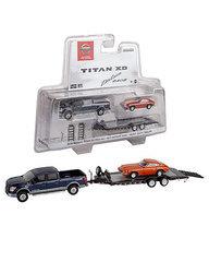 1:64 TITAN XD PRO-4X WITH 240Z HAULER