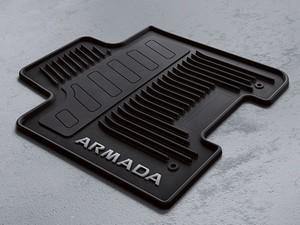 All Season Floor Mats - Armada