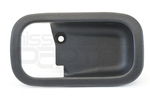 S14 240SX INTERIOR DOOR HANDLE BEZEL (LH)