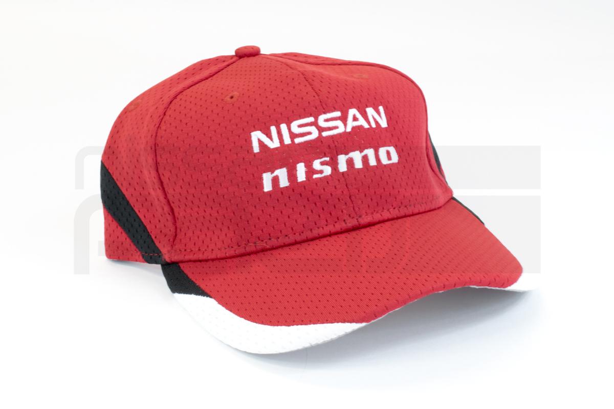 NISMO RED SLIDER HAT