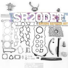 S13 SR20DET ENGINE REFRESH KIT