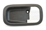 S14 240SX INTERIOR DOOR HANDLE BEZEL (RH)