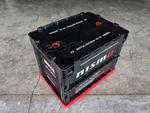 NISMO 20L BOX - BLACK