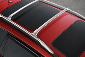 Pathfinder Roof Rail Crossbars