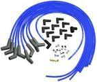 9MM IGNITION WIRE SET BLUE