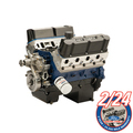 CRATE ENGINE 427 X-HEAD IRON BLOCK - REAR SUMP