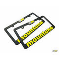 MT LICENSE PLATE FRAME SET