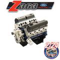 CRATE ENGINE 363 Z-HEAD IRON BLOCK - REAR SUMP