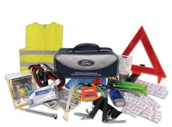 Roadside Assistance Kit W/Ford Logo