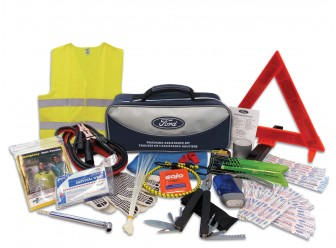 Roadside Assistance Kit W/Ford Logo