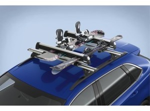 Roof Rack - Clamp On