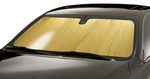 Classic Sun Shade Gold (roll-up)