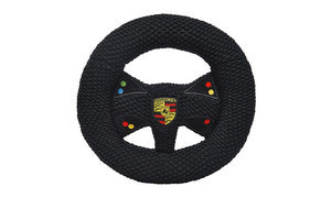 Knitted Steering Wheel with Rattle - Motorsport