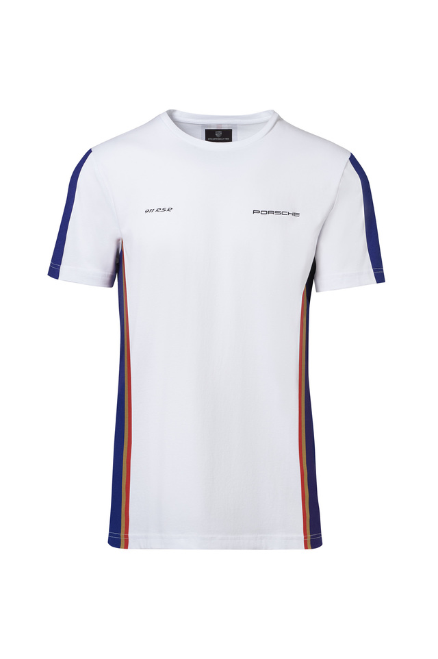 "T-shirt - Porsche Motorsport Fan - Le Mans ""Rothmans"""