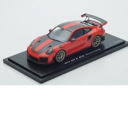 1:18 GT2 RS Lava Orange