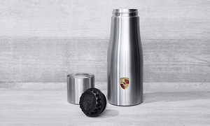 Thermal Bottle Silver