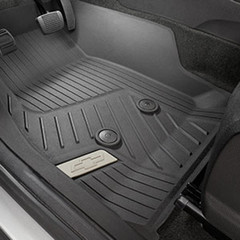 2015-16 COLORADO FRONT ALL-WEATHER MAT PKG- BLACK