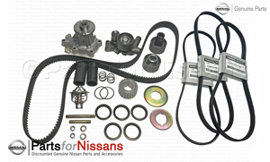 1990-1993 300ZX 120K Timing Belt Kit - Non Turbo