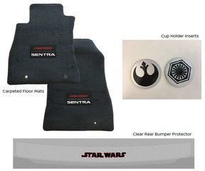 Sentra Star Wars Accessory Package