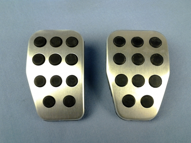 Alloy Clutch / Brake Pedals
