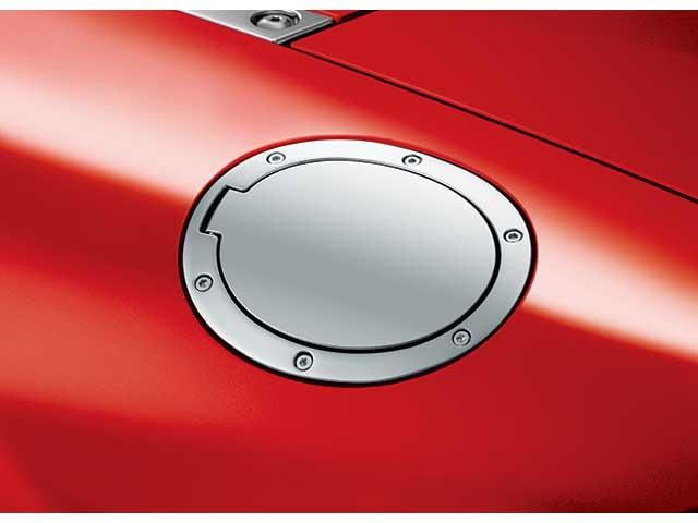 Fuel-Filler Door Chrome PRHT