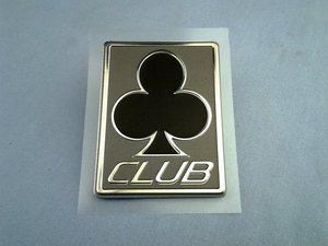 Club Trim Badge