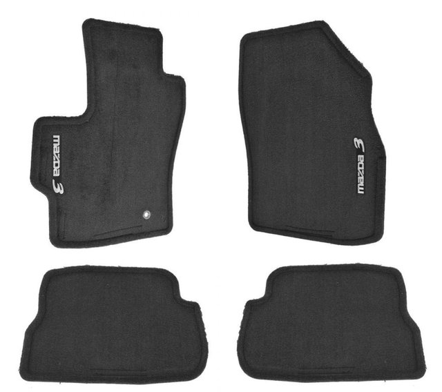 new bn carpets oem of set for mats ebay floor carpeted black mazda b s