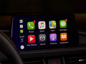 Apple Car Play Smart Phone Screen Monitoring Kit