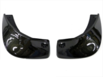 Splash Guards, Rear Sparkling Black