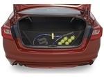 Subaru Legacy Cargo Net - Rear 2015-2017