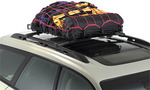 Forester Roof Cargo Basket System with Mounting Clamps 2009-2011