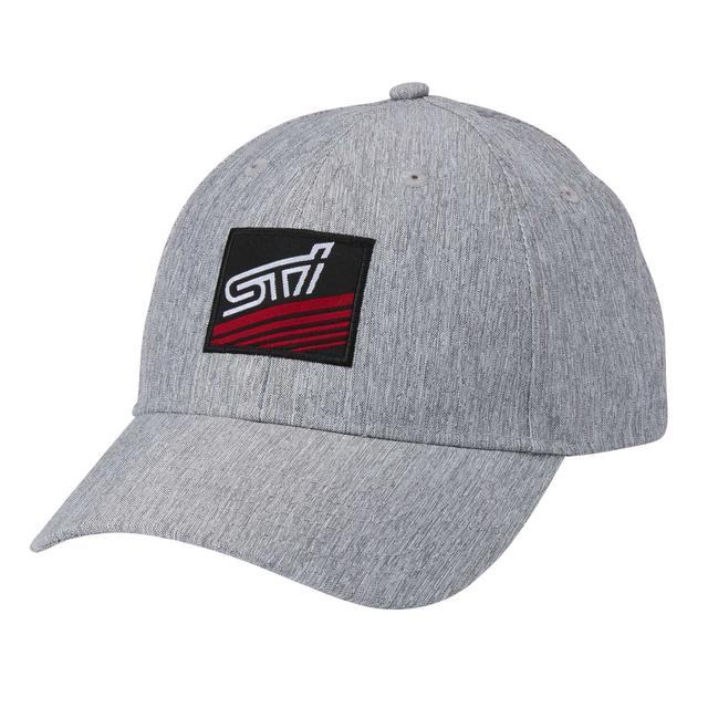 Subaru STI Gray Cap