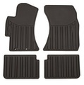 Forester All Weather Rubber Floor Mats 2014-2018