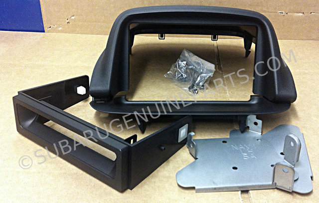 Forester Gauge Pod Housing (double din) 2003-2006