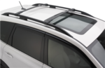 Subaru Forester Cross Bar Set - Aero Design