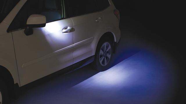 Forester Exterior Auto Dim Mirror w Approach Light 2014-2018