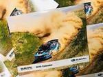 Subaru Rally USA Calendar 2019 - USA ORDERS ONLY PLEASE!!!