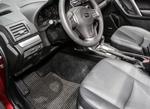 Subaru Forester Set of 4 Carpet Floor Mats 2014 2015 2016