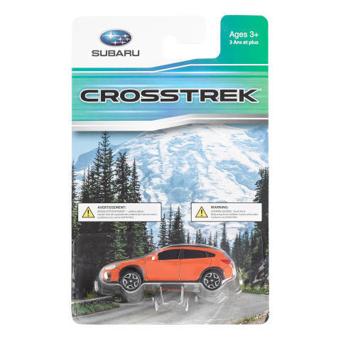 Subaru XV Crosstrek Die Cast Toy Car Official Gear