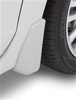 Subaru Impreza Splash Guards - 4 Door - 2016 2017 Crystal White Pearl - Subaru (J1010FJ320W6)