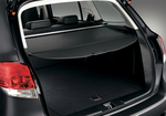 Outback Luggage Cargo Cover Gray 2010-2014
